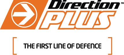 Direction Plus banner logo